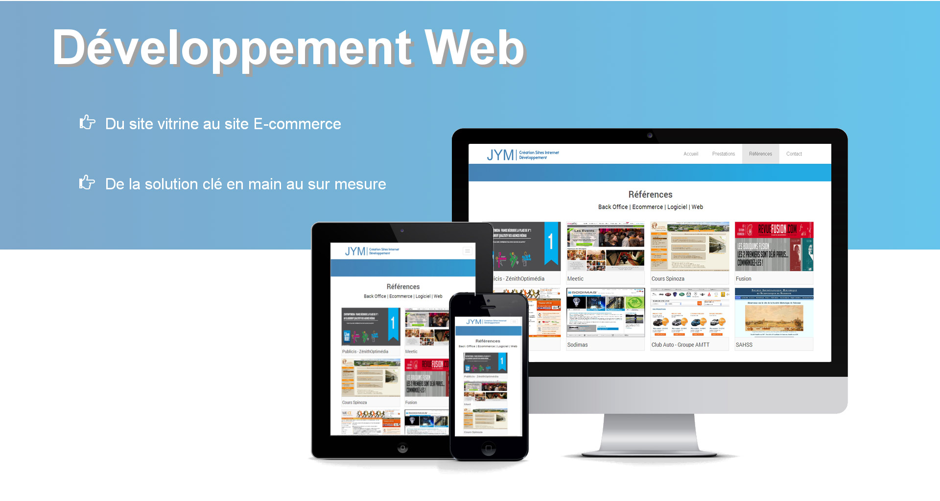 Freelance developpeur web
